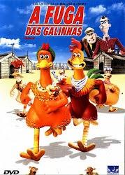 Filme A Fuga Das Galinhas Dublado AVI DVDRip