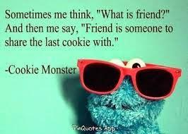 Eso es un gran amigo ...