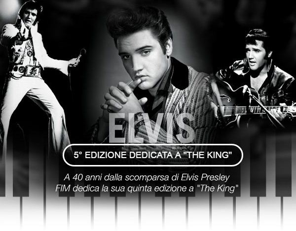 ELVIS REMEMBER - Evento Tributo