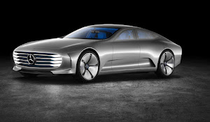 Mercedes Şekil Değiştirebilen Otomobili Concept IAA