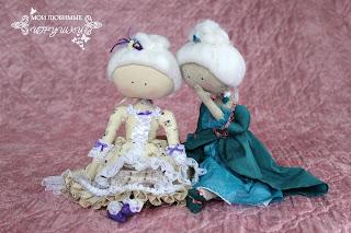 кукла, текстильная кукла, примитив