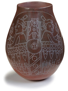 Showing Caddo Pottery Across the Country: Jeri Redcorn