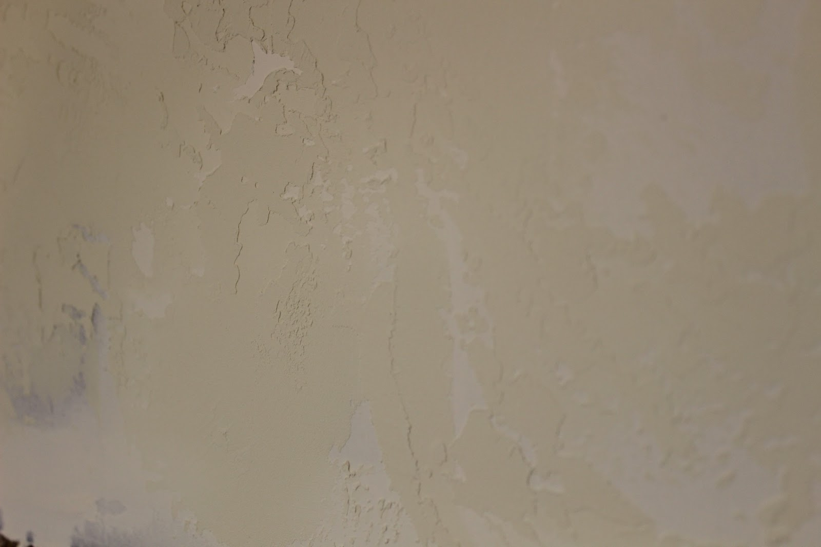 How to texture a wall with joint compound for Bathroom joint compound