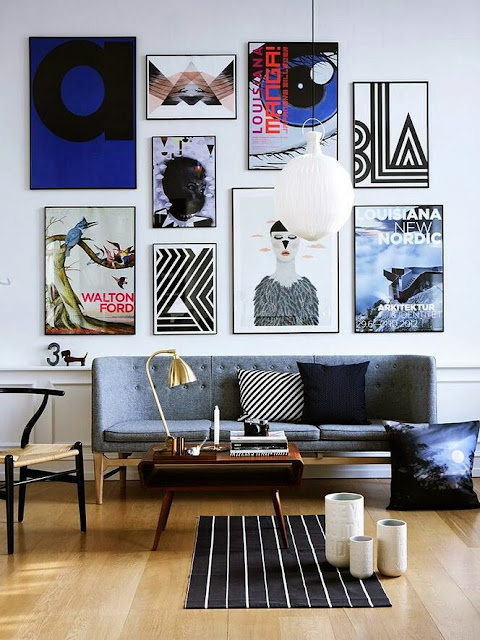 Curating idea for your home