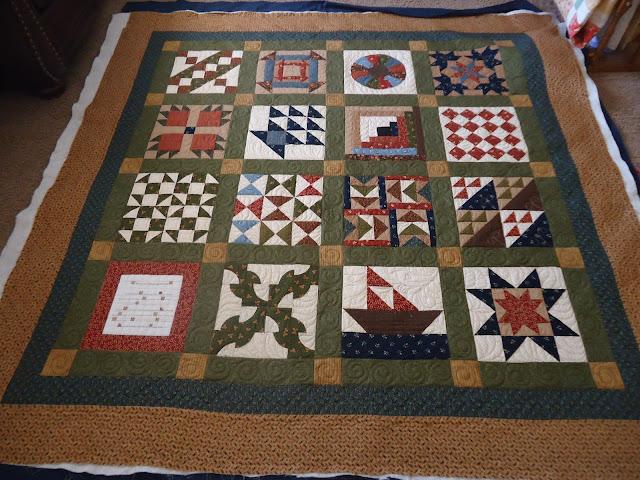 Quilt Patterns For Underground Railroad : Modern Tradition Quilts: The Underground Railroad Quilts