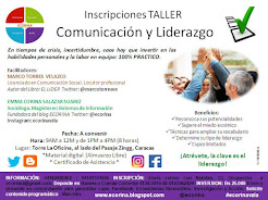Taller Comunicación y Liderazgo