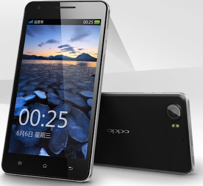Oppo Find 5 Smartphone
