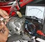 Cara Mengetes Kondisi Pulser Pengapian Sepeda Motor