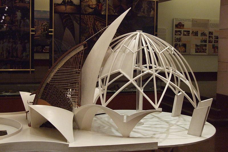 Arsitektur Hari Ini And Future Lotus Temple In New Delhi