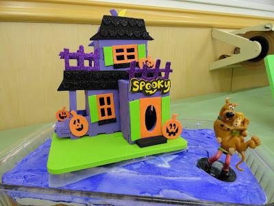 Walmart Bakery Scooby Doo Cake