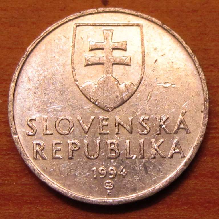 Coins That Are Worth Money http://coinedformoney.blogspot.com/2012/09/1994-slovakia-10-halierov.html
