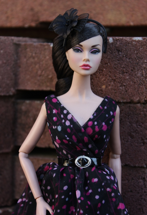 Dollypanic review of the barbie look tea party fashion