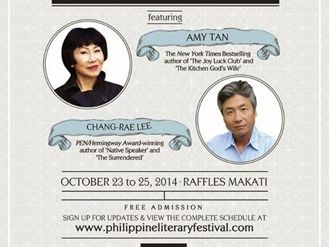 The Philippine Literary Festival 2014