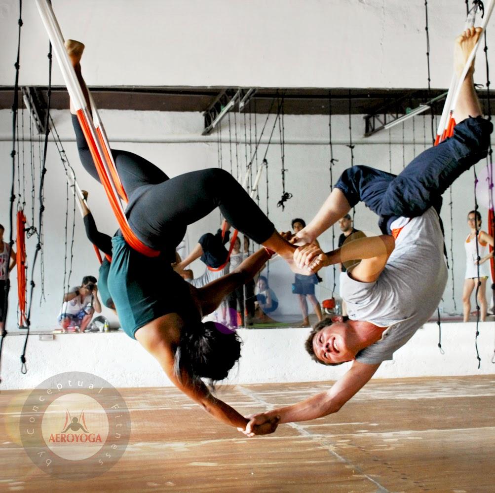 aero yoga aero pilates