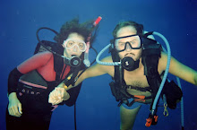 Diving w/ Denalee at the Blue Hole, Guam