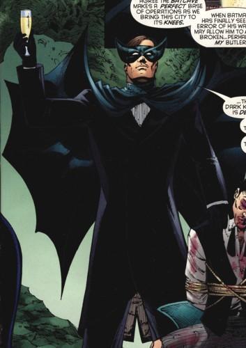 10 Musuh Batman Terhebat Sepanjang Masa: Doctor Hurt