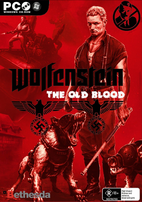 Скачать Игру Wolfenstein The Old Blood На Пк - фото 4