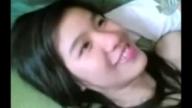 คลิปหลุดทางบ้านเย็ดแฟนสาวโชว์เพื่อน เอาไปคุยไปเสียงไทยชัดเจน