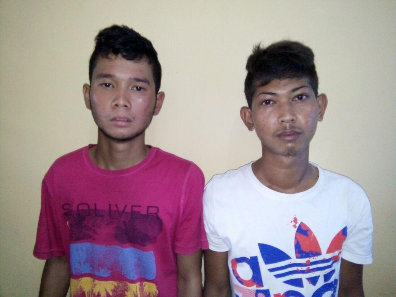 Ketahuan Kantongi 1384 Pil Ekstasi, Dua Warga Asal Aceh Diamankan Polres Labuhanbatu
