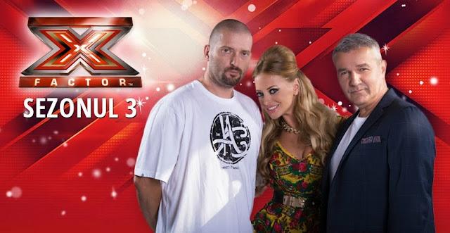 X Factor - Sezonul 3 Episodul 12 (Semifinala) 15 Decembrie 2013