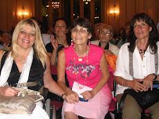 Legislatura de la Ciudad de Buenos Aires, con Pimpi Colombo, durante la Entrega de premios