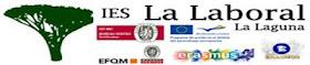 Página WEB del IES La Laboral de La Laguna