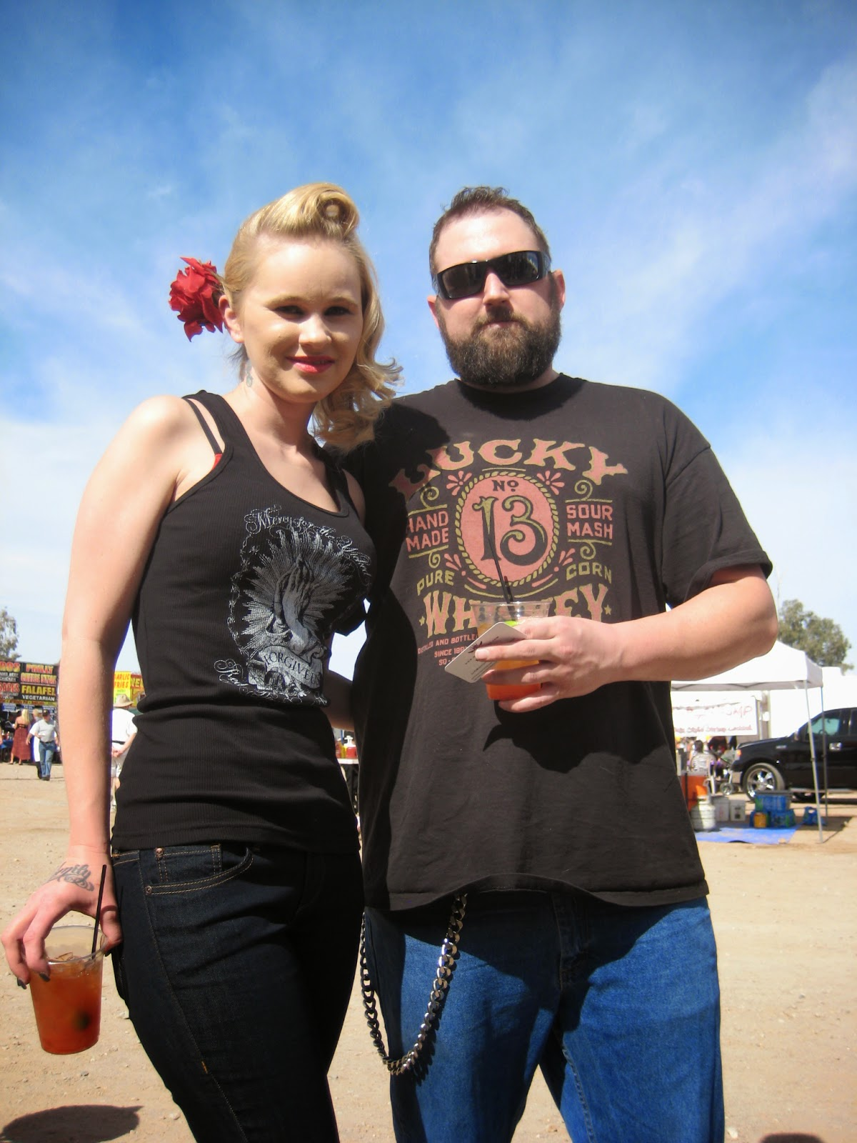 Rockabilly Couple - Rockabilly Reunion 2014