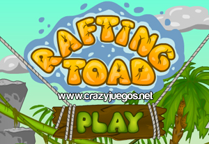 Jugar Rafting Toad
