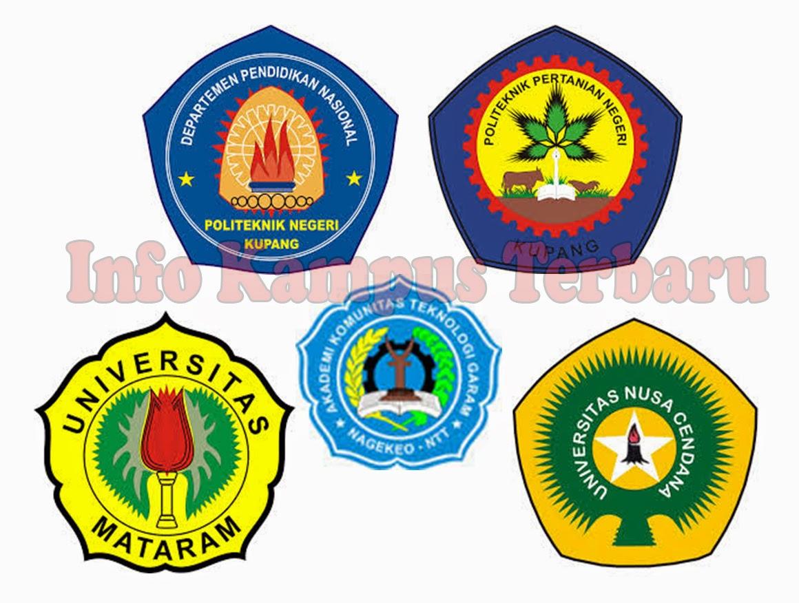 Logo Daftar Perguruan Tinggi Negeri Di Pulau Nusa Tenggara