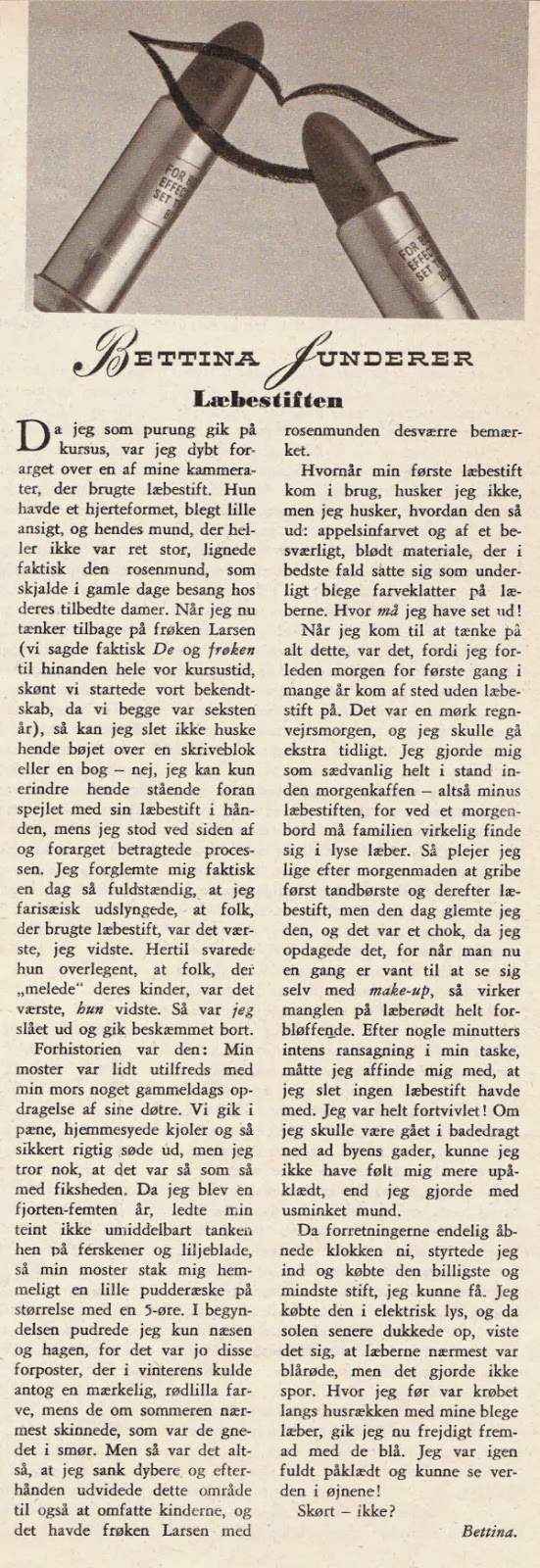 ALT for Damerne, 1955, nr. 9