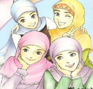 Istimewanya Wanita Islam Lembaga Kerohanian Fakultas