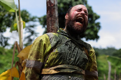Nicolas Martinez in The Green Inferno