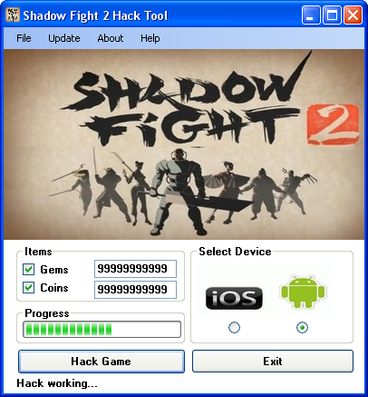 shadow fight 2 hack for iphone
