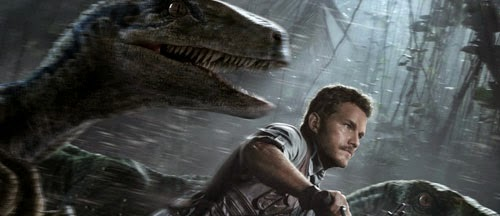 New Jurassic World Trailer and Three Posters