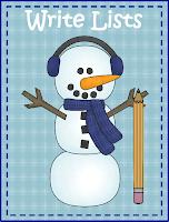 http://www.teacherspayteachers.com/Product/Winter-List-Writing-Picture-Prompts-432100