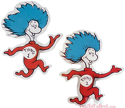 Geeky image with regard to thing 1 and thing 2 printable pictures