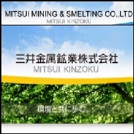 Mitsui Mining sees zinc price rising toward $2,300 later in 2015