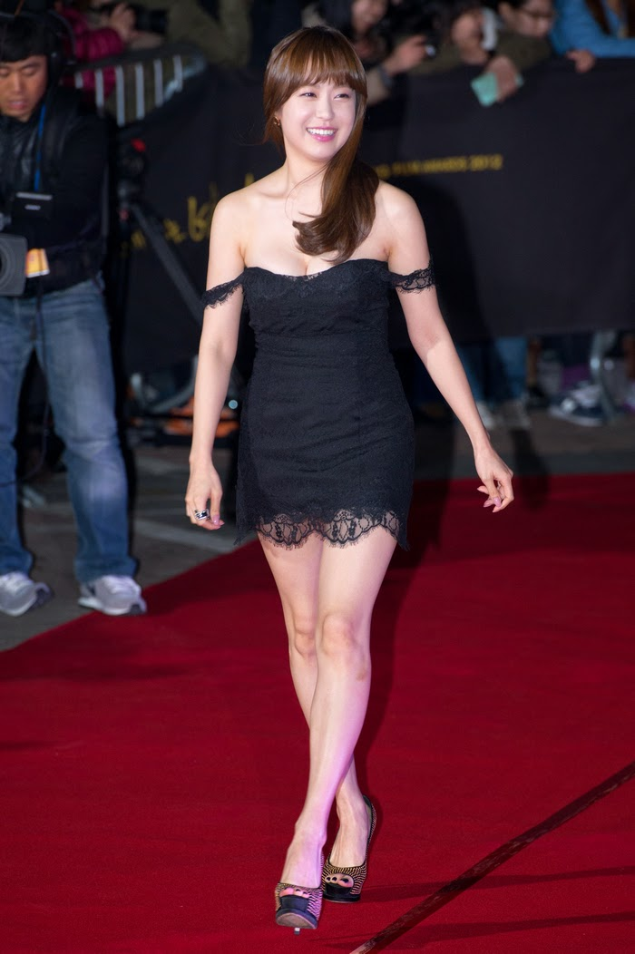 Yoo So Young (유소영) - (1) - 49th Daejong Film Festival Awards (DFFA 2012) on 30 October 2012