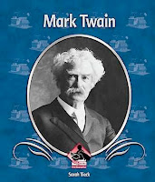 bookcover of MARK TWAIN  (First Biographies)  by Sarah Tieck