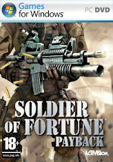 Soldier Of Fortune : Payback 1DVD RM10