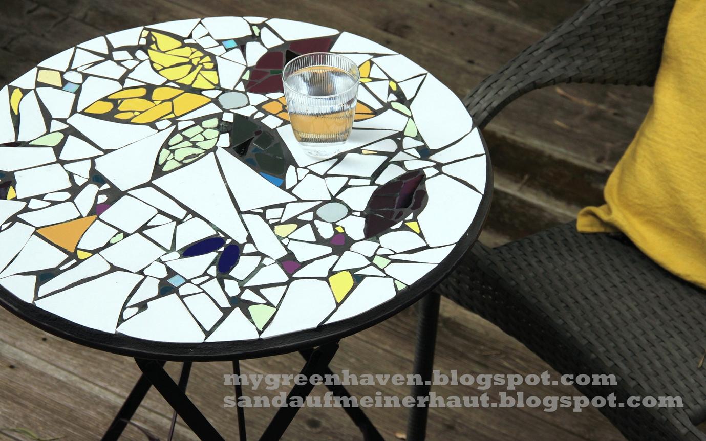 Lazy sunday - Gartentischchen metall ...