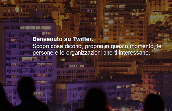 twitter italiano guida
