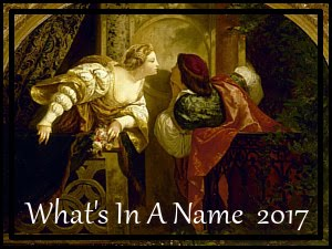 What's in a Name Challenge