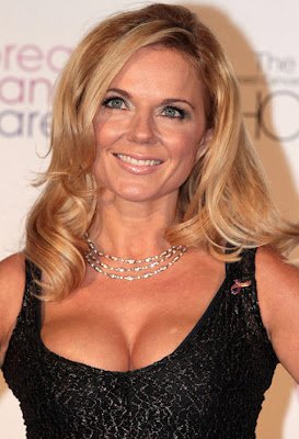 Geri Halliwell Sterling Necklace