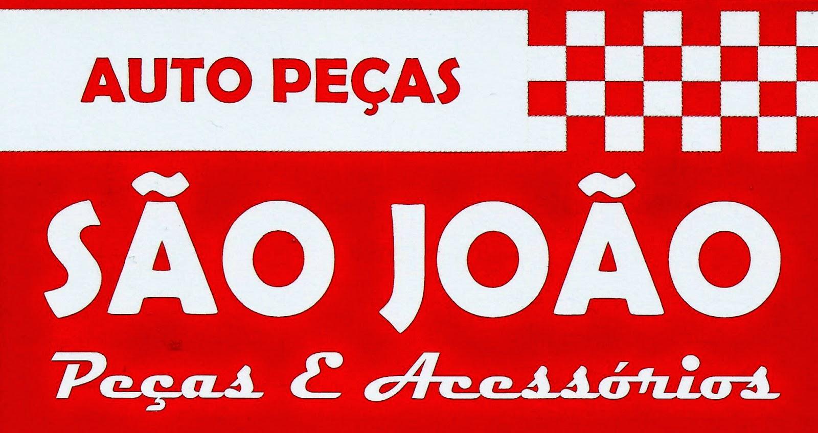 AUTO PEÇAS  SÃO JOÃO Av. São João, 542 Jardim Icatu - Votorantim - SP e-mail: saojoaoautopecas@hotmail.com Site: www.autopecassaojoao.com.br tel: (15) 3243-2118 / 3247-7344 Nextel: 960*284