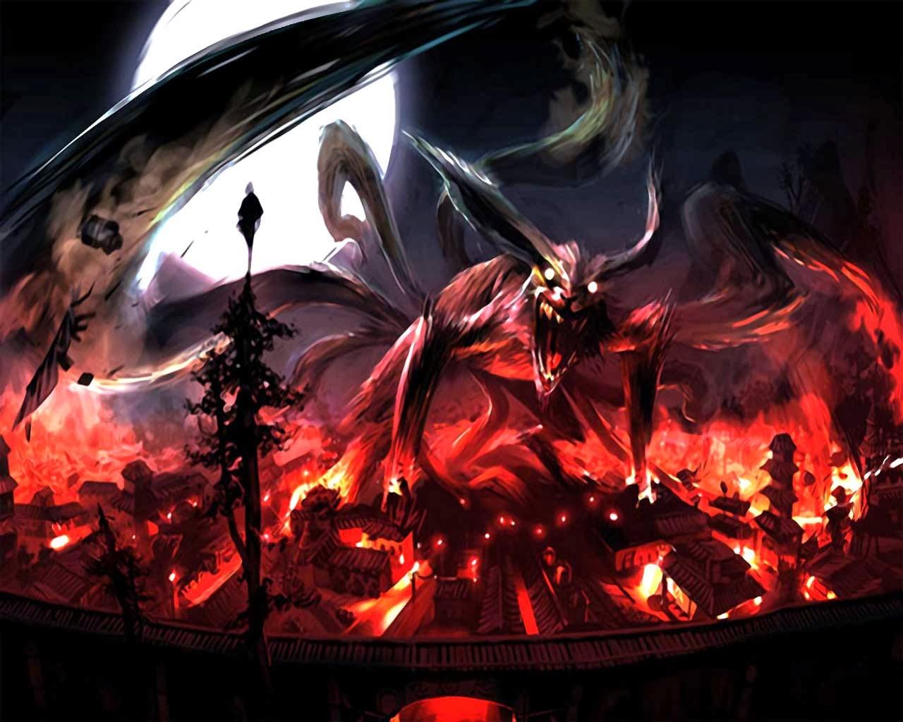 1001 Gambar Keren Gambar Naruto Hokage