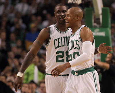 Ray Allen, Mickael Pietrus, Boston Celtics, Celtics News, State Of The Celtics
