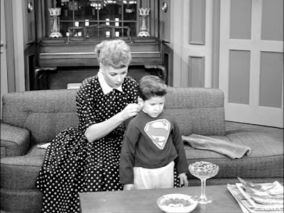 All good things the greatest tv comedies i love lucy for Who played little ricky in i love lucy