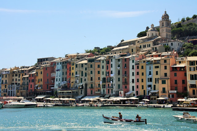 Portovenere haven