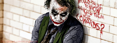 Couverture facebook joker 1